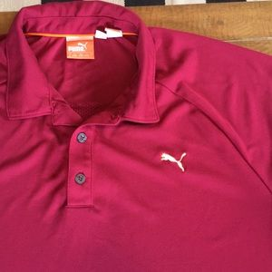 Men's Puma Golf Shirt